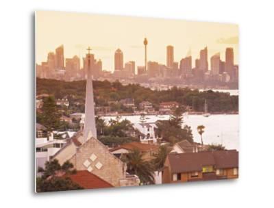 Sydney from South Head, Sydney, Nsw, Australia-Doug Pearson-Metal Print