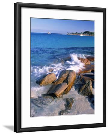 Meelup, Cape Naturaliste, Western Australia, Australia-Doug Pearson-Framed Photographic Print