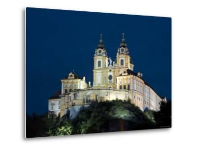 Melk Abbey, Melk, Wachau, Lower Austria, Austria-Doug Pearson-Metal Print