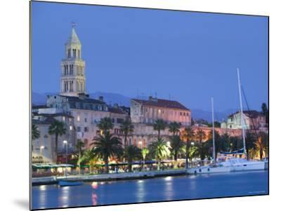 Split, Croatia-Russell Young-Mounted Photographic Print