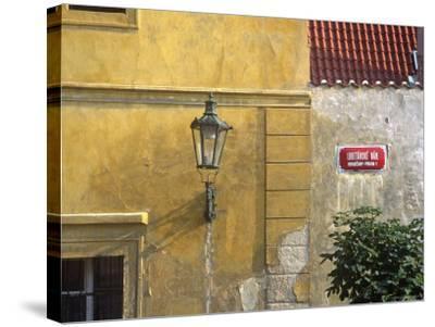 Hradcany District, Prague, Czech Republic-Jon Arnold-Stretched Canvas Print