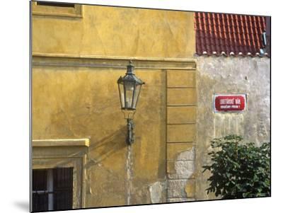 Hradcany District, Prague, Czech Republic-Jon Arnold-Mounted Photographic Print