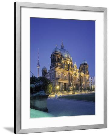 Berliner Dom, Berlin, Germany-Jon Arnold-Framed Photographic Print
