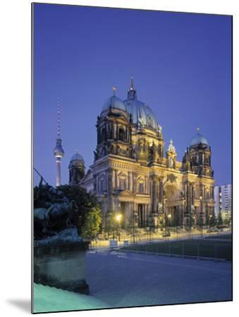 Berliner Dom, Berlin, Germany-Jon Arnold-Mounted Photographic Print