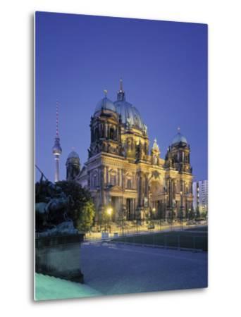 Berliner Dom, Berlin, Germany-Jon Arnold-Metal Print
