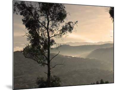 View over Quito, Ecuador-John Coletti-Mounted Photographic Print