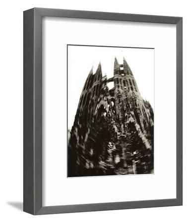 Sagrada Familia, Barcelona, Spain-Jon Arnold-Framed Photographic Print