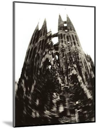 Sagrada Familia, Barcelona, Spain-Jon Arnold-Mounted Photographic Print