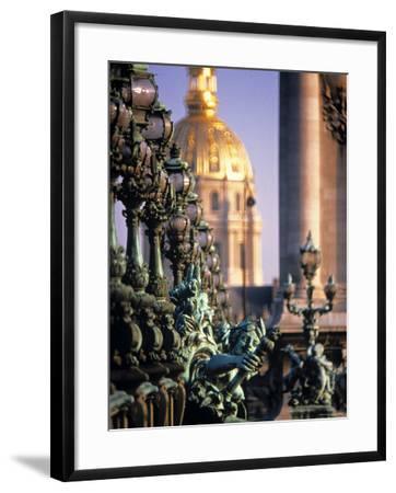Pont Alexandra III, Paris, France-Jon Arnold-Framed Photographic Print