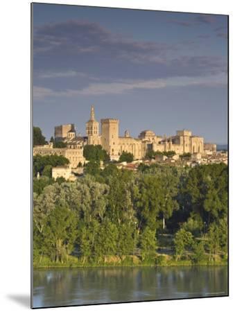Palais Des Papes, Avignon, Provence, France-Doug Pearson-Mounted Photographic Print