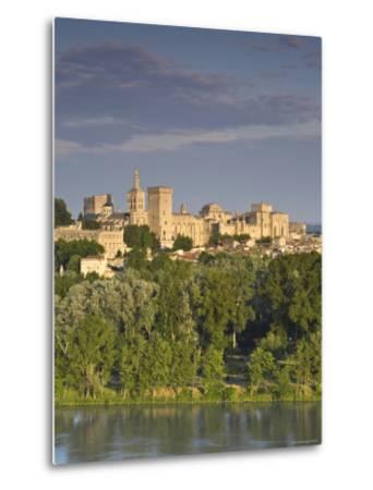 Palais Des Papes, Avignon, Provence, France-Doug Pearson-Metal Print