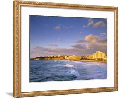 Biarritz, Pyrenees Atlantiques, Aquitaine, France-Doug Pearson-Framed Photographic Print