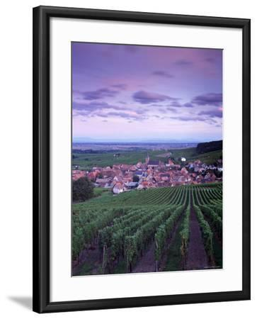 Blienschwiller, Alsace, France-Doug Pearson-Framed Photographic Print