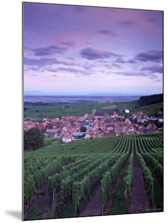 Blienschwiller, Alsace, France-Doug Pearson-Mounted Photographic Print
