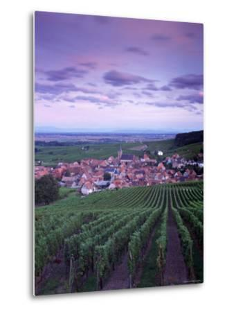 Blienschwiller, Alsace, France-Doug Pearson-Metal Print