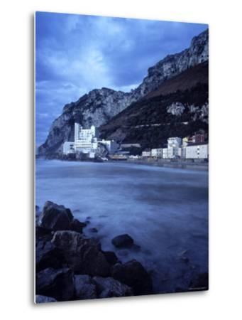 Catalan Bay, Gibraltar-Doug Pearson-Metal Print