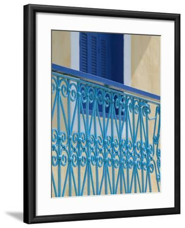 Assos, Kefalonia, Ionian Islands, Greece-Walter Bibikow-Framed Photographic Print