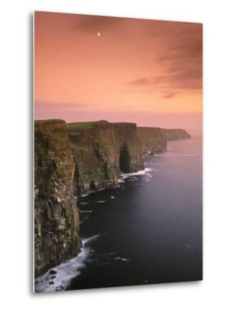 Cliffs of Moher, County Clare, Ireland-Doug Pearson-Metal Print
