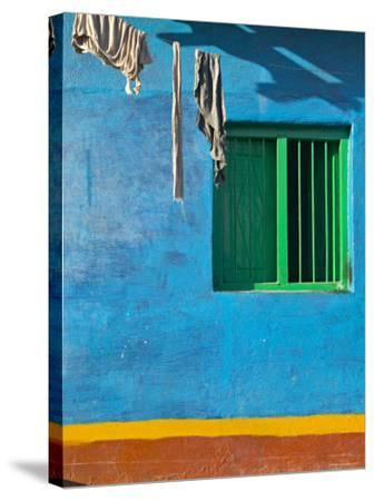 Chamundi Hill, Mysore, Karnataka, India-Walter Bibikow-Stretched Canvas Print