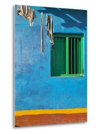 Chamundi Hill, Mysore, Karnataka, India-Walter Bibikow-Metal Print