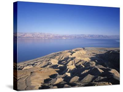 Dead Sea, Israel-Jon Arnold-Stretched Canvas Print