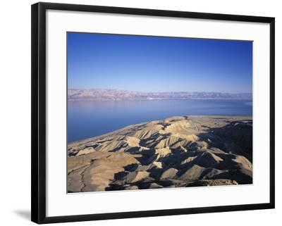 Dead Sea, Israel-Jon Arnold-Framed Photographic Print