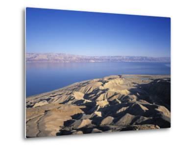 Dead Sea, Israel-Jon Arnold-Metal Print