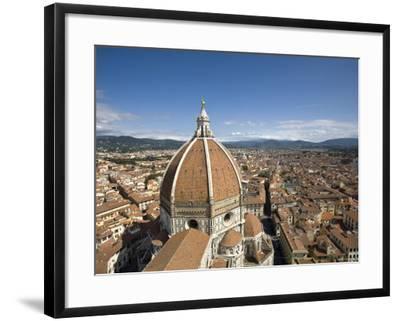 Duomo, Florence, Tuscany, Italy-Doug Pearson-Framed Photographic Print