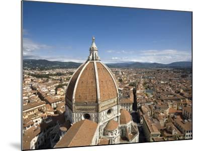 Duomo, Florence, Tuscany, Italy-Doug Pearson-Mounted Photographic Print