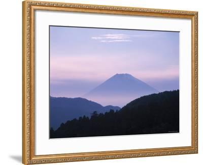 Mt. Fuji, Japan-James Montgomery Flagg-Framed Photographic Print