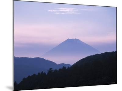 Mt. Fuji, Japan-James Montgomery Flagg-Mounted Photographic Print