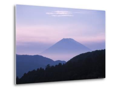 Mt. Fuji, Japan-James Montgomery Flagg-Metal Print