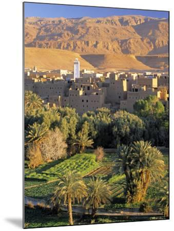 Tinerhir, Morocco-Peter Adams-Mounted Photographic Print