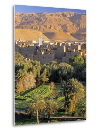 Tinerhir, Morocco-Peter Adams-Metal Print