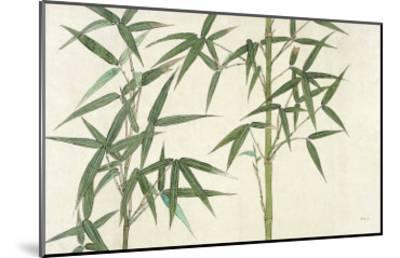 Bamboo--Mounted Giclee Print