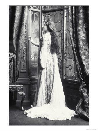 Lady de Bath-James Lafayette-Framed Giclee Print