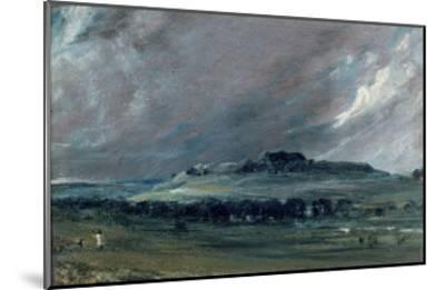 Old Sarum, Wiltshire-John Constable-Mounted Giclee Print