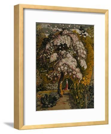 Apple Tree in Blossom In a Shoreham Garden, c.1830-Samuel Palmer-Framed Giclee Print