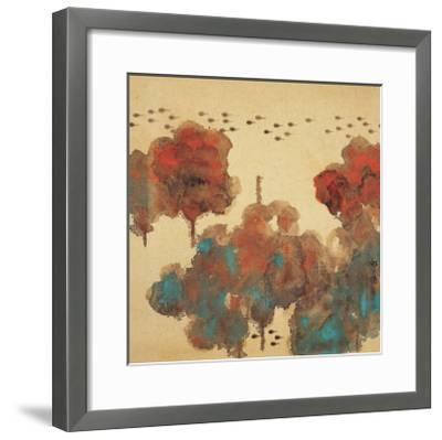 Spirits in the Heaven and Earth Series, No.9-Xu Bin-Framed Giclee Print