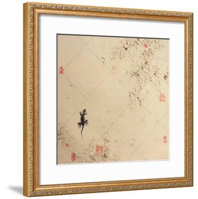 Fine Brush Work Series, No.3-Xu Bin-Framed Giclee Print