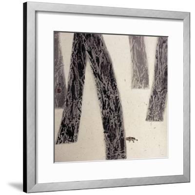 Spirits in the Heaven and Earth Series, No.18-Xu Bin-Framed Giclee Print