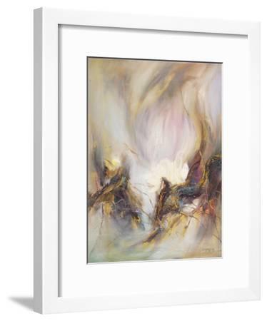 The Rhyme of Lotus, No.3-Yi Xianbin-Framed Giclee Print