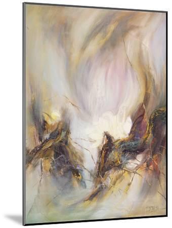 The Rhyme of Lotus, No.3-Yi Xianbin-Mounted Giclee Print