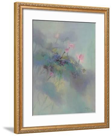 The Rhyme of Lotus, No.5-Yi Xianbin-Framed Giclee Print