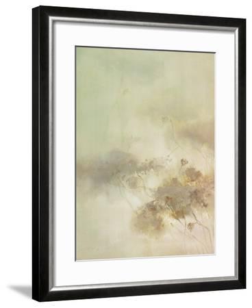 The Rhyme of Lotus, No.10-Yi Xianbin-Framed Giclee Print
