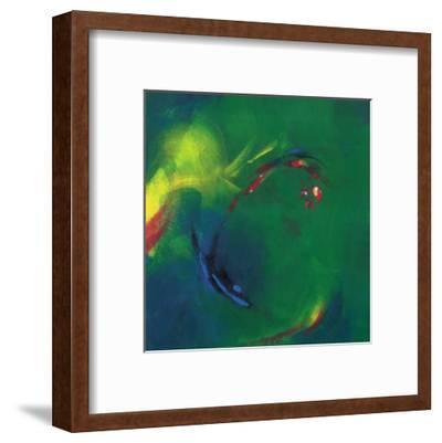 Olympic Color, No.1-Li Xian-Framed Giclee Print