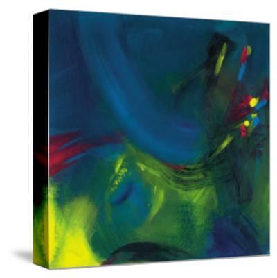 Olympic Color, No.2-Li Xian-Stretched Canvas Print