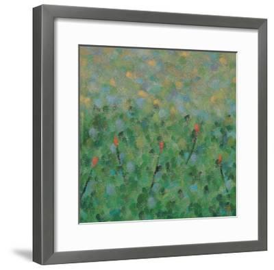 Green Culture, No.5-Gao Liang-Framed Giclee Print