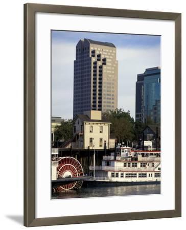 Sacramento, California-Robert Holmes-Framed Photographic Print