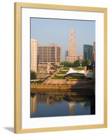 Riverfront Recapture Park, Hartford, Connecticut-Jerry & Marcy Monkman-Framed Photographic Print